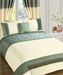 duck egg colour modern damask stylish bedding quality duvet quilt cover set 20 p jpg