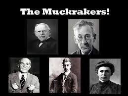 Progressive Reforms And Muckrakers Lessons Tes Teach