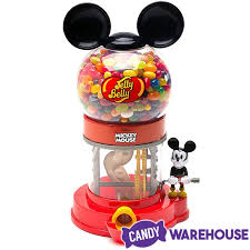 Jelly Bean Vending Machine Interesting Jelly Belly Disney Mickey Mouse Bean Machine With Jelly Beans