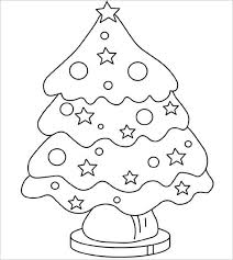 Christmas Trees Free Printable 23 christmas tree templates free printable psd, eps, png, pdf on christmas newsletter template free pdf
