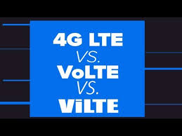 Lte Vs 4g 4g Lte Vs Volte Main Difference What Is Vilte Youtube