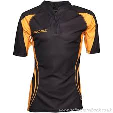 tailor made black yellow black gold men s shirt tops sports performance kooga tight fit curve match