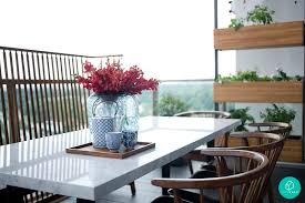 condo outdoor furniture dining table balcony. 5 ideas to invigorate your hdbcondo balcony condo outdoor furniture dining table n