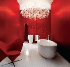 bathroom chandeliers uk chandelier in a red and white bathroom bathroom safe chandeliers uk