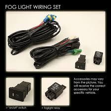 2012 2014 toyota tacoma led drl fog lights kit clear toyota tacoma fog light wiring harness at Tacoma Fog Light Wiring Harness