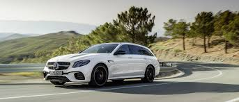 Only one way to find out: First Look At The Mercedes Benz Amg E 63 S Wagon
