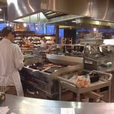 Kitchen counter with food Chefs Preparing Photo Of The Kitchen Counter At Whole Foods University Heights Oh United States Food And Brand Lab Cornell University The Kitchen Counter At Whole Foods 10 Photos 13 Reviews