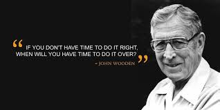 John Wooden Leadership Quotes Simple 48 John Wooden Quotes On Leadership Game Life