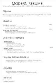 Easiest Resume Builder How To Write Meaningful Out Es A Free Resume