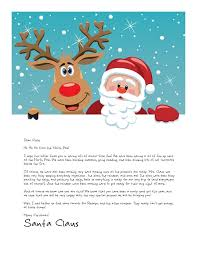easy free letters from santa customize your text and design and pertaining to santa letter