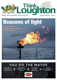 Flame Light Chiswell Green Think Loughton No 82 Autumn 2018 By Scott Dryden Design Issuu