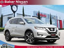 Nissan Dealership New and Used Cars For Sale in Houston, TX | Baker ...