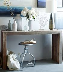 console table decor. Console Tables: Some Unexpected Ideas | Decorating Files #consoletables Table Decor