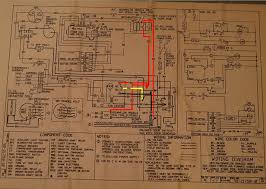 gas furnace relay wiring diagram wiring diagram for you • furnace blower won t turn completely off doityourself com rh doityourself com old furnace wiring diagram dayton gas furnace relay wiring diagram