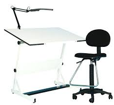 drafting table chairs ikea save on 3 piece contemporary drafting table set with chair lamp