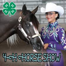 4 H Horse Show District 12 4 H Youth