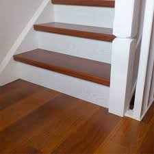 wood laminate on stairs yes you can