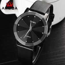 aliexpress com buy 2016 new amuda watch luxury brand diamond aliexpress com buy 2016 new amuda watch luxury brand diamond crystal silver case elegant men quartz wrist gift dress men s leather strap watches from