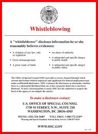 the whistle blower and versus the snitch an evolving essay whistleblowing acircmiddot whistleblowing