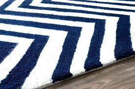 cream navy chevron rug 8x10 full size