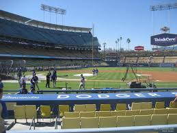 La Dodgers Seating Chart Los Angeles Dodgers Seating Guide Dodger Stadium