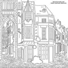 Small Picture Top 88 Building Coloring Pages Free Coloring Page