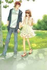 anime holding hands and walking. Modren Walking Holding Hands Intended Anime Holding Hands And Walking