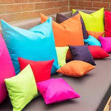 outdoor mini 8 cushions fabric garden