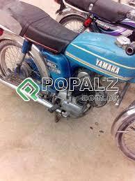 yamaha 80cc. yamaha 80cc motorcycle model 1978 antique for sale : rs.18,000.00 n