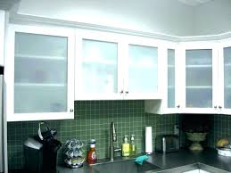 glass cabinet doors frosted cabinets used kitchen door for inserts decorative full size