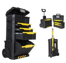 dewalt rolling tool box. stanley sta179206 modular rolling workshop toolbox chest detachable tool box 1-79-206 dewalt