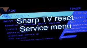 Sharp Aquos Blinking Green Light 3 Ways To Reset Tvs Sharp Tv Fix Review