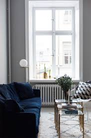 Blue Sofa The Perfect Blue Velvet Couch Fashion Squad