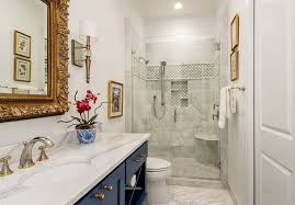 Bathroom Remodel Layout Extraordinary The 48 Essential Components To A Heavenly Guest Bathroom