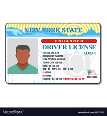 Icon Driving Flat New License Style Image Vector York For