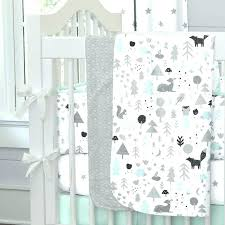 woodland animal baby bedding and themed baby bedding and animal baby shower decorations