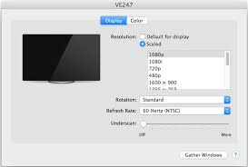 Monitor Resolution Chart How To Show All Possible Screen Resolutions For A Display In