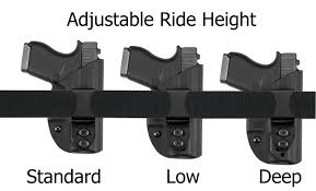 Vedder Light Tuck Iwb Holster Vedder Holsters Lighttuck Iwb Kydex Holster Glock 20 21