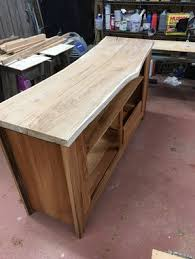 live edge tv stand. Exellent Stand Custom Live Edge Tv Stand To