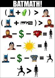 BatMath!   WeKnowMemes via Relatably.com