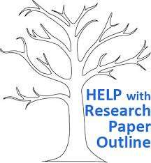 research paper outline example research paper outline format