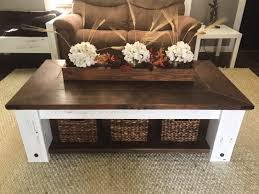 How to build a simple farmhouse coffee table i don't think i realized how simple it really was until we built it! 60 Diy Coffee Table Plans And Ideas With Form And Function