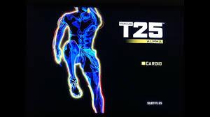 t25 alpha cardio workout
