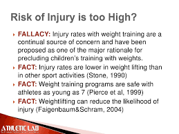 strength training across the developmental continuum for speed power   20  fallacy weight training