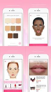 my app blend makeup finder on the app for free this app was designed to help personalize the makeup ping and make it simple