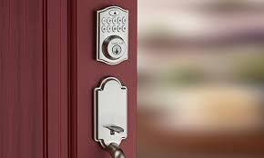 Smart Locks Keyless Entry Electronic Door Locks