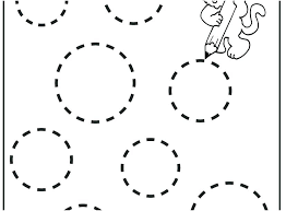 Shapes Coloring Pages For Preschoolers Circle Worksheets Preschool ...