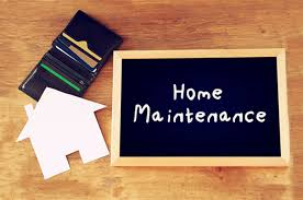Yearly House Maintenance Home Maintenance Checklist