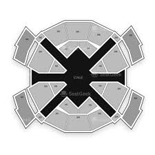 Love Theatre At The Mirage Seating Chart Map Seatgeek
