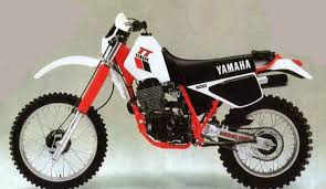 yamaha tt the four stroke off road market has always been limited to a certain segment of eccentrics two strokes by virtue of their inherent design characteristics